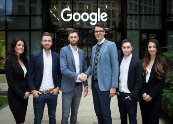 Get Work Partners with Google to help Tradespeople Grow their Businesses