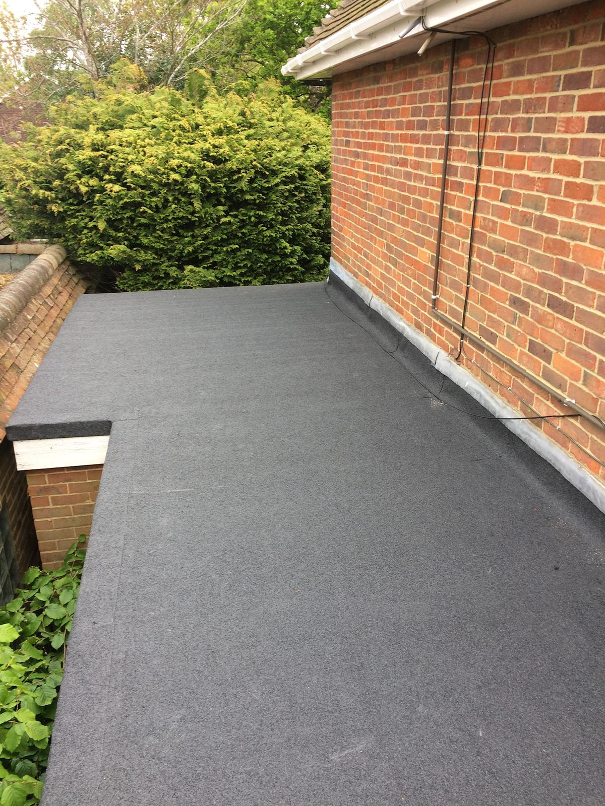 GS Roofing – Flat Roof