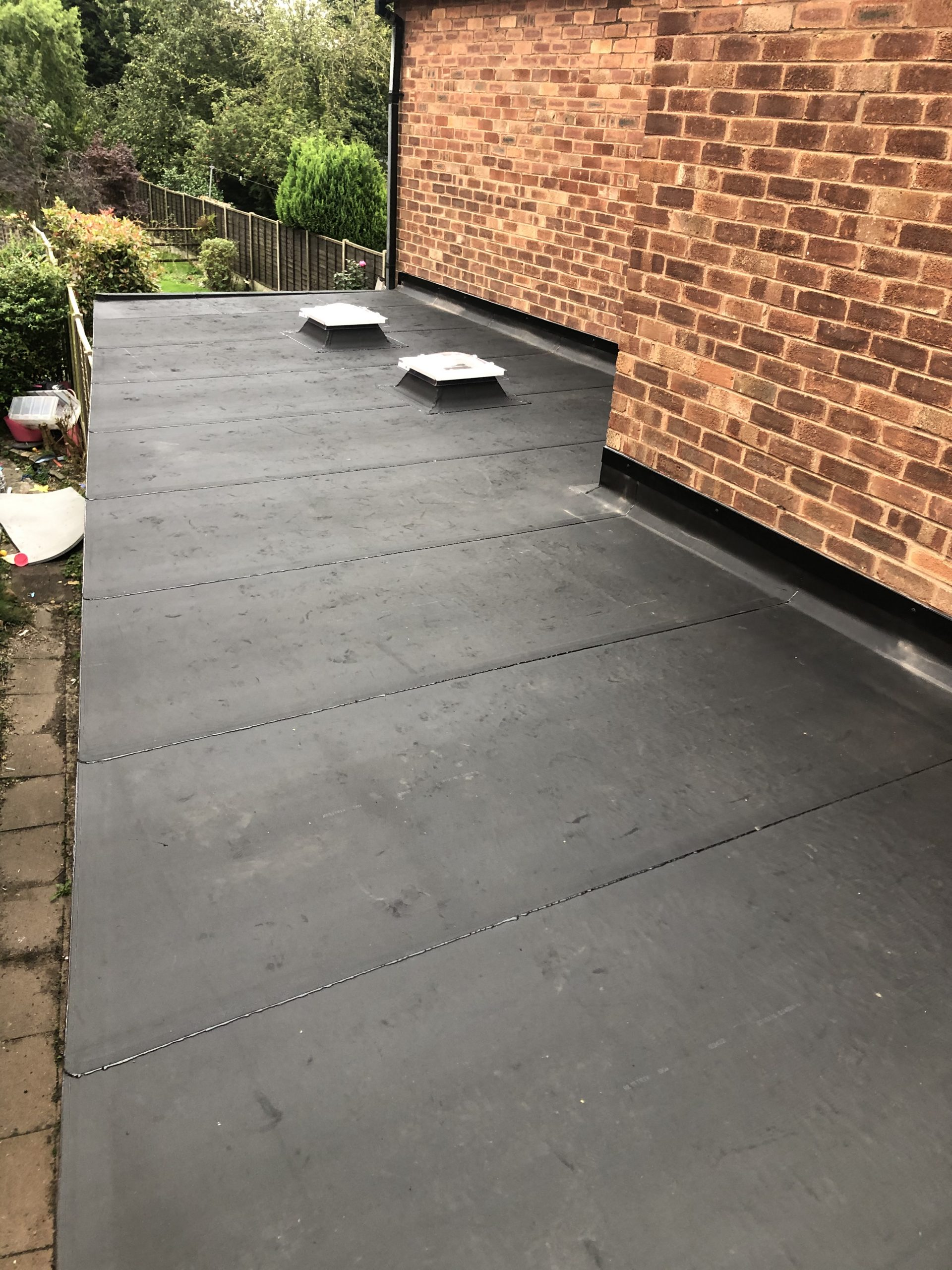 Watertight Roofing Solutions Ltd – Flat